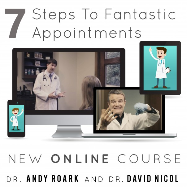 7 Steps To Fantastic Appointments Graphic