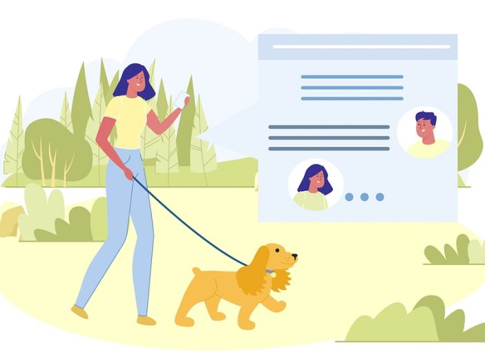 veterinary messenger