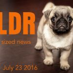 Too Long Didn't Read: Animal News in 30 Seconds, July 23